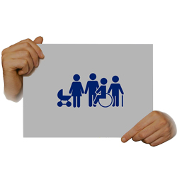 Социальная поддержка и социальное обслуживание людей пожилого возраста и инвалидов