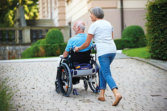 Организация сопровождаемого проживания инвалидов и пожилых людей